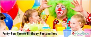 Personalized Theme Party Ideas For Birthday celebration