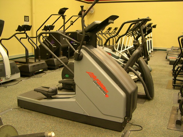 Stair Master Stepper Machines