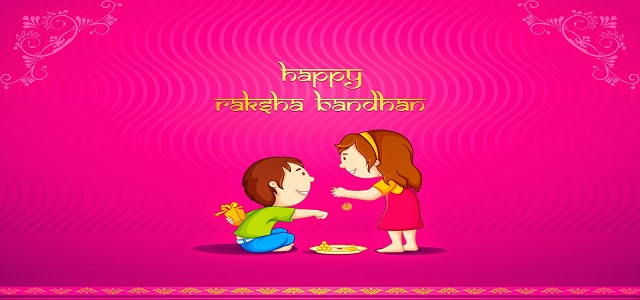 Happy raksha bandhan celebration