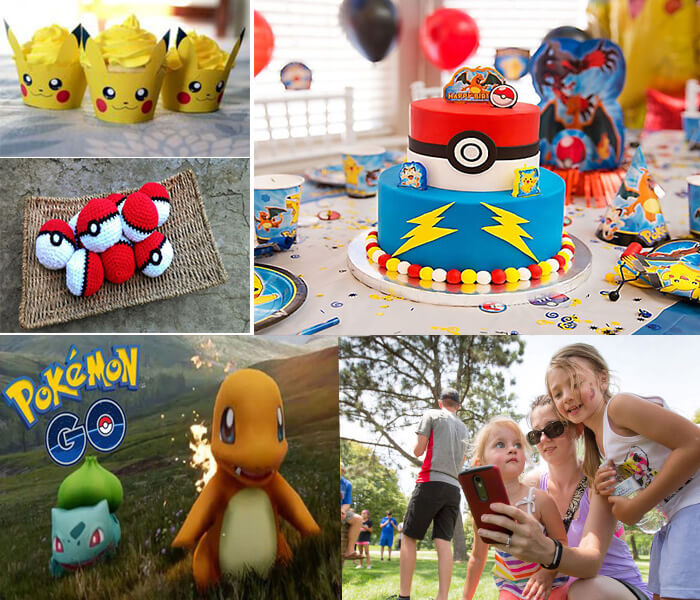 Pokemon-theme-party