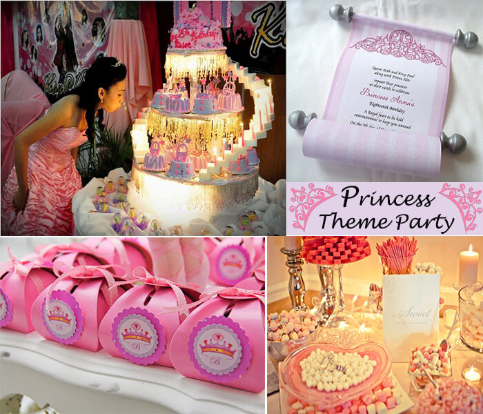 Princess-theme-party