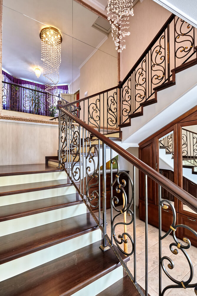 balustrades place