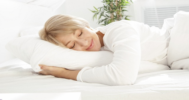 Sleep Better With Menopause