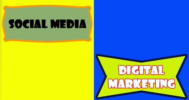 social media digital marketing