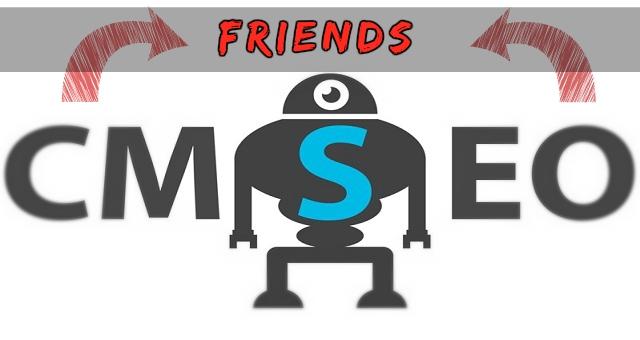 seo friendly cms