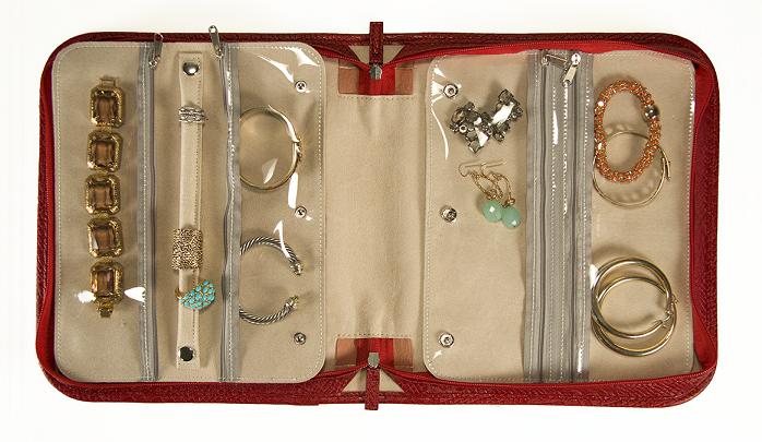 travel jewelry case