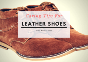 caring tips for leather shoes