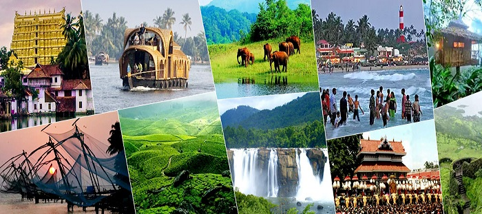 kerala places