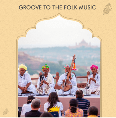 Groove to Folk Music
