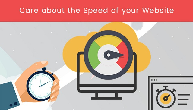 Care About the Speed of Your Website