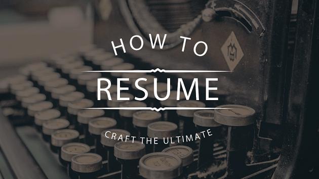 Resume sifting software