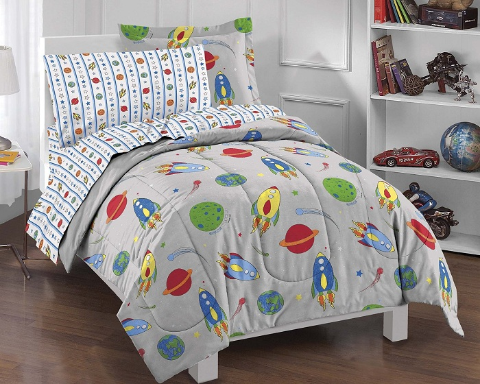 Get Colorful Beddings