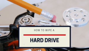 how to wipe a hard drive clean