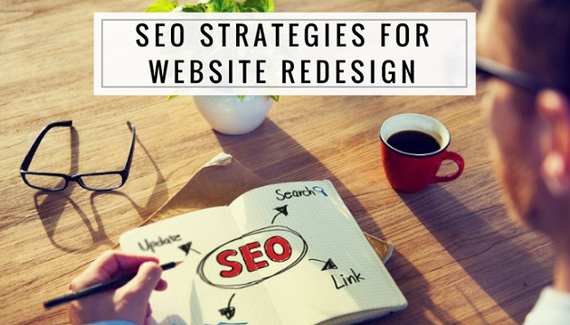 SEO Strategies for Website Redesign
