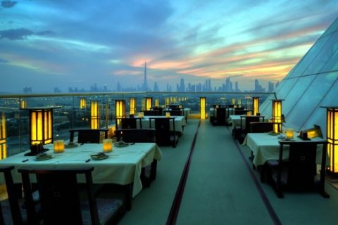 best 18 Russian restaurants in Dubai