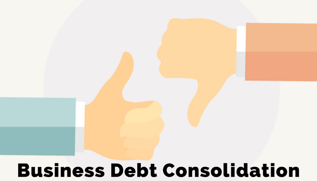 Pros and Cons of Business Debt Consolidation