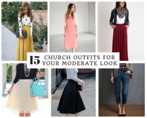 15 Church Outfits For Your Moderate Look