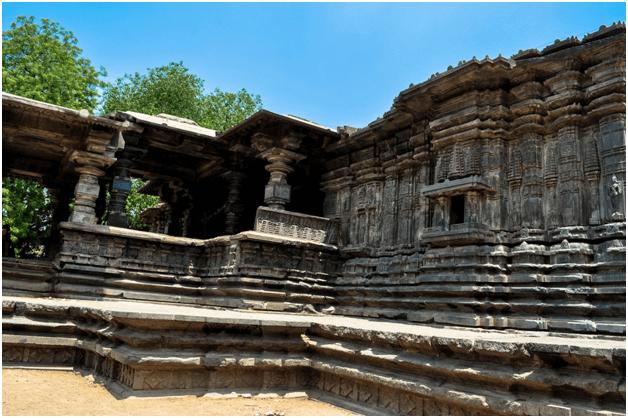Thousand Pillar Temple