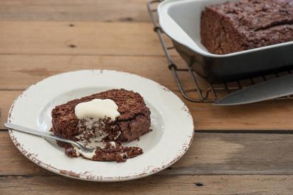 chocolate zucchni cake