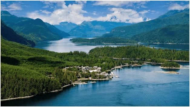 vancour island