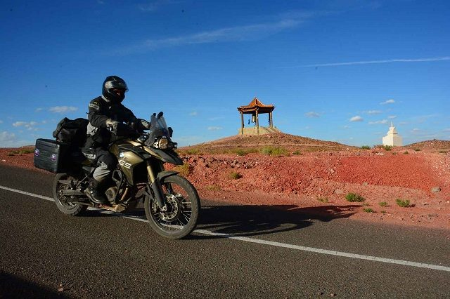 Enjoy Bike Ride Mongolia