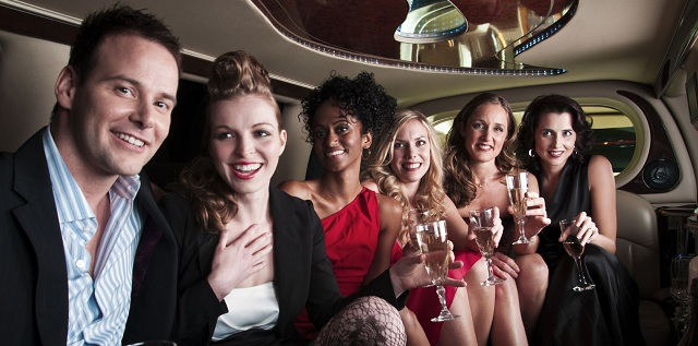 Limousine Services For Corporate Events