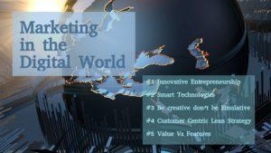 Marketing in digital world