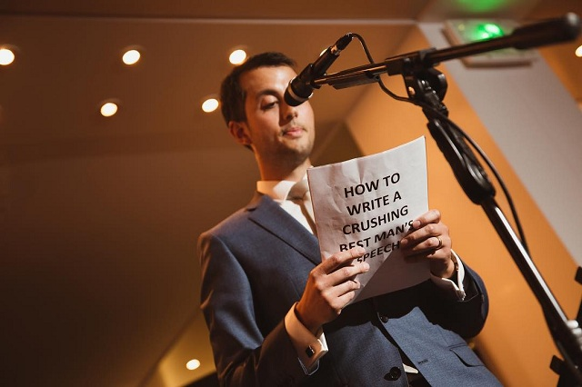 Tips on How to Write A Best Man Speech