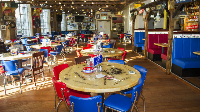Top Rated Restaurants for Fun and Quirky Ambiance