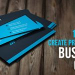 15 Tips To Create Professional Business Cards