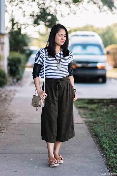 Rock the look with Culottes