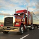 Some Benefits and Pleasures of Long Distance Trucking
