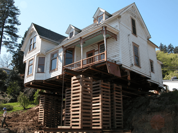 Types of structural foundations in building construction for Housing foundations