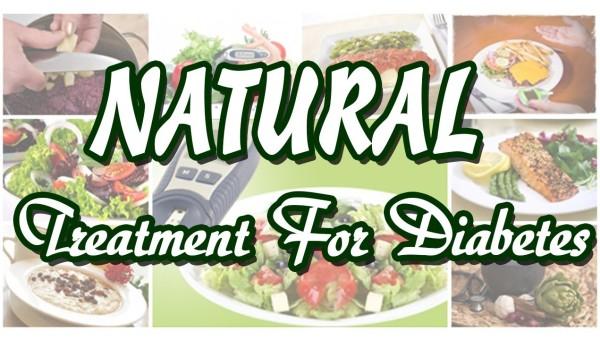 Treat Diabetes in a Natural Way