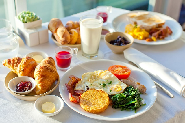 Kickstart Your Day With Healthy And Tasty Breakfast Food