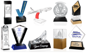 Choosing the Best Materials for Award Plaques