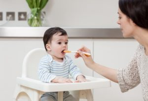 Immunity Boosting Foods For Infants