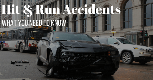 What To Consider If You've Been In A Hit and Run