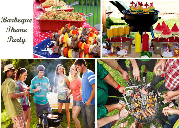 Barbeque-theme-party