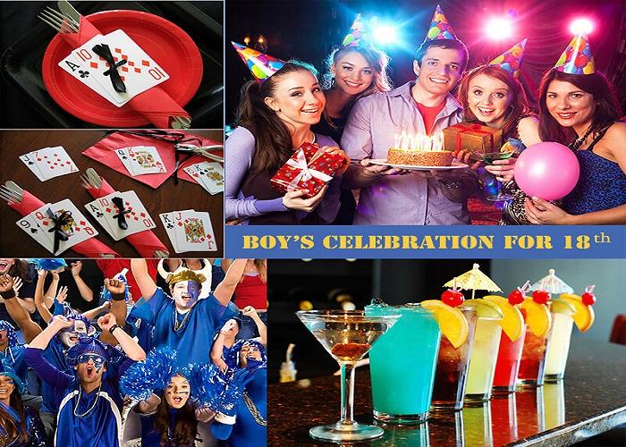 Birthday Party Theme for boys