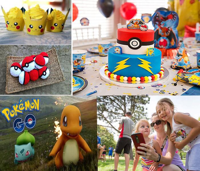 Pokemon-theme-party