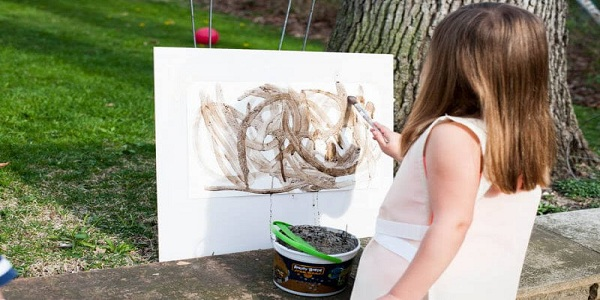 mud-painting