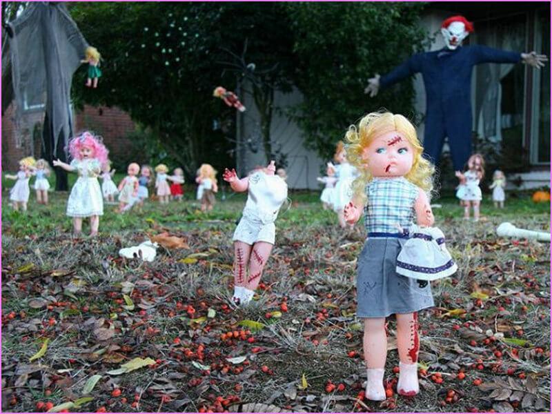halloween-yard-decoration-ideas