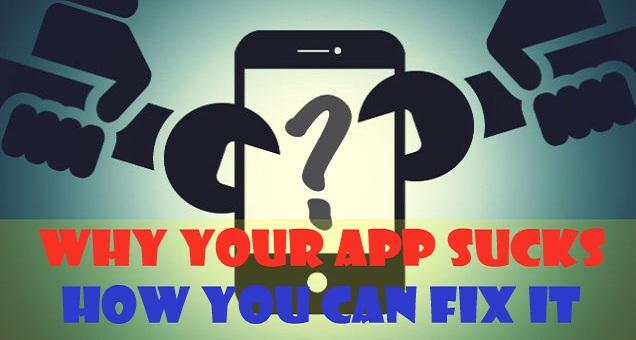 app sucks