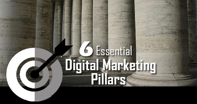 essential digital marketing pillars