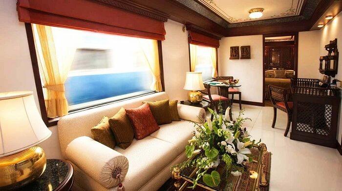 maharaja express cabin