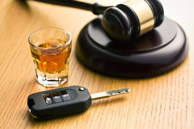 Driving Under the Influence in Houston