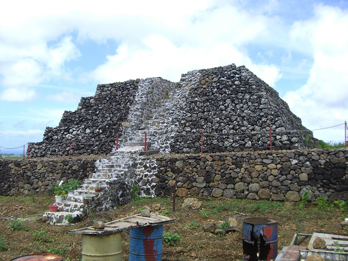 The Pyramids of Mauritius