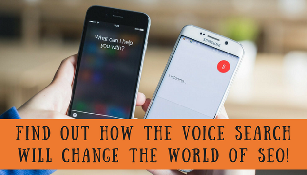How The Voice Search Will Change The World Of SEO