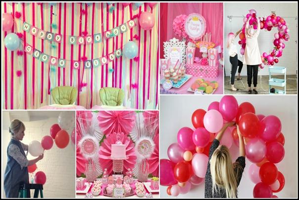 decorate venue yourself